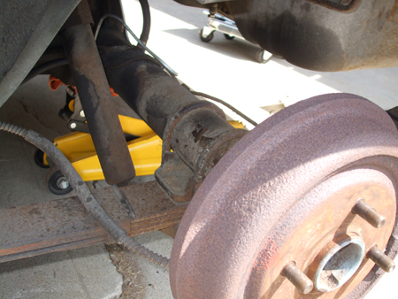 Old_Stock_Rear_Shock_And_Leaf_Spring_Left_Side_Rear_View