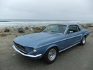 Click to view Hollywood and Vine's 1968 Ford Mustang photos and project photos