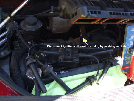 Hollywood's 2005 Signature Series PT Cruiser Ignition Coil and